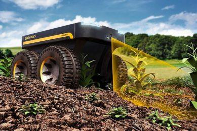 Continental develops fully autonomous farm robot