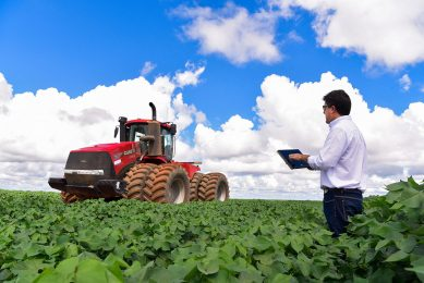 CNH: Connectivity for all Brazilian farmers next step