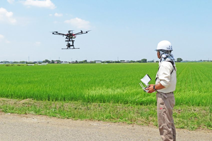 Remote crop scouting and analyses with FarmEye