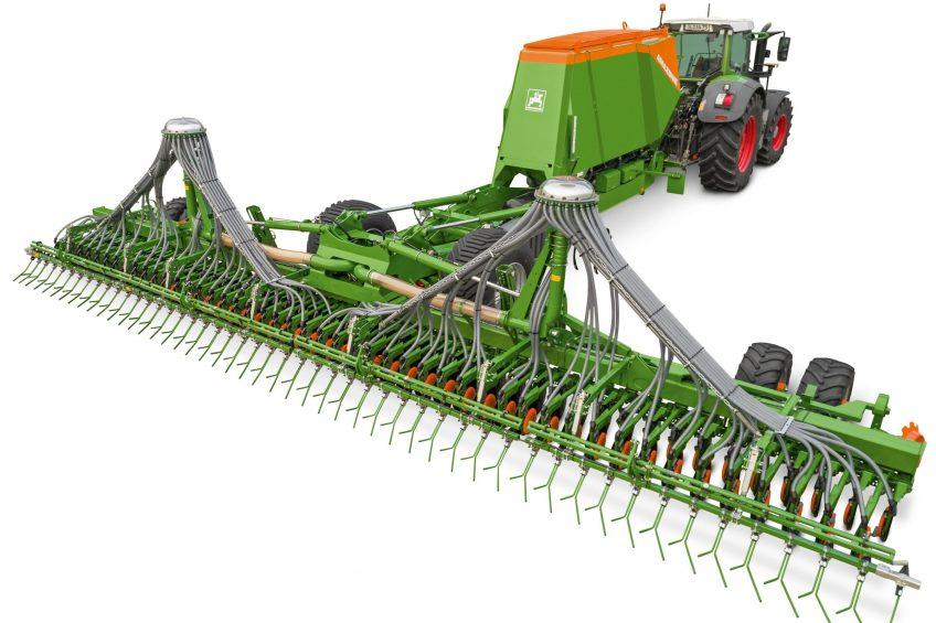 Amazone Citan seed drill updates