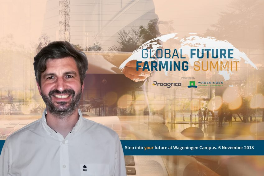 """""""We are only at the beginning of digital farming"""""""