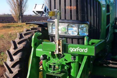 Garford bouwt onder andere camera-gestuurde schoffelmachines.