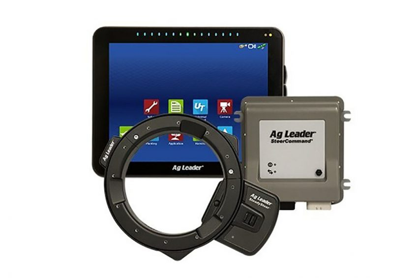 Ag Leader launches new SteerCommand steering line-up