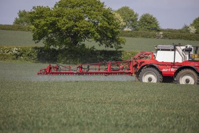 Test proves advanced spray control boost accuracy