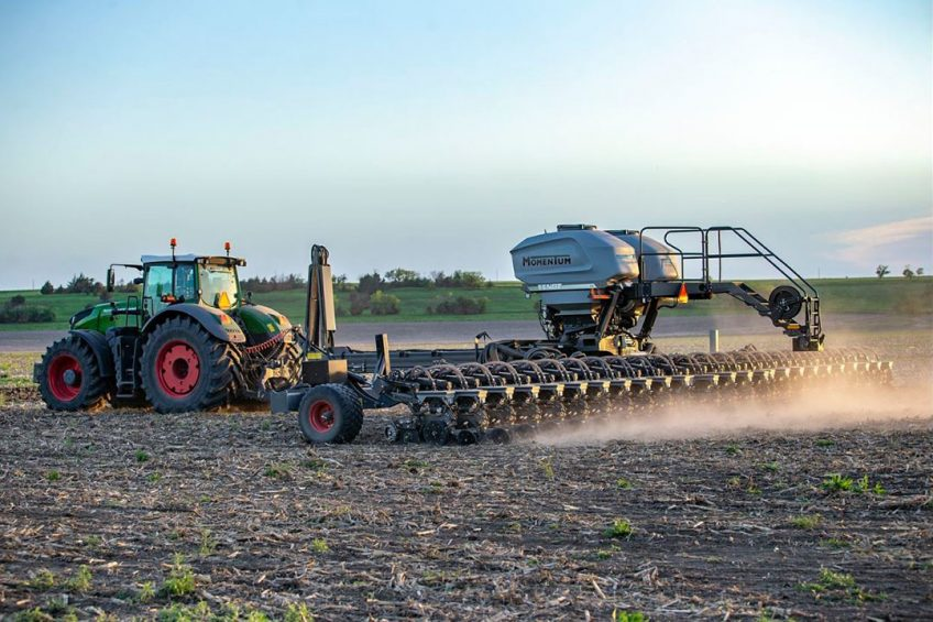 Fendt Momentum planter launched in North America