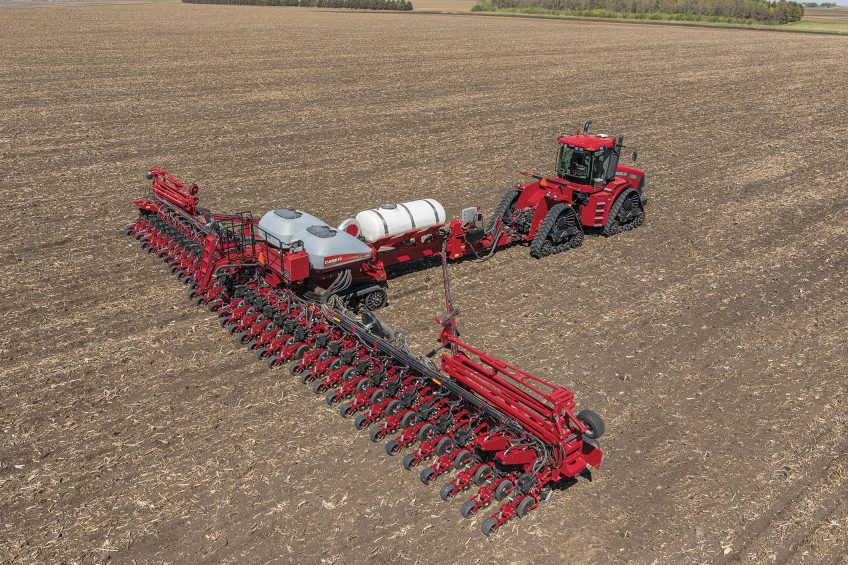 US partnership adds muscle to farming data management tool