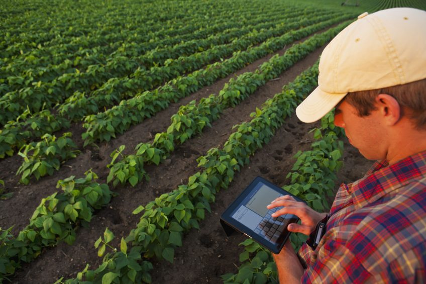 Will farmers or ag companies benefit from big data?