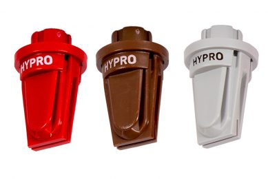 Pentair Hypro ULDmax for ultra-low drift control