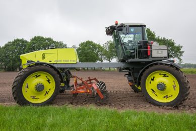 Dutch manufacturer works on small electric tractor