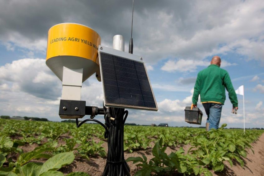 How farmers will benefit from smart machinery