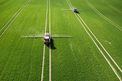 Bosch and xarvio aim to make the use of pesticides more efficient. [Reproduction for press purposes free of charge with credit  Picture: Bosch ]