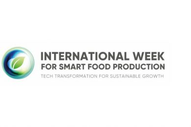 Save the date: International week for smart food production