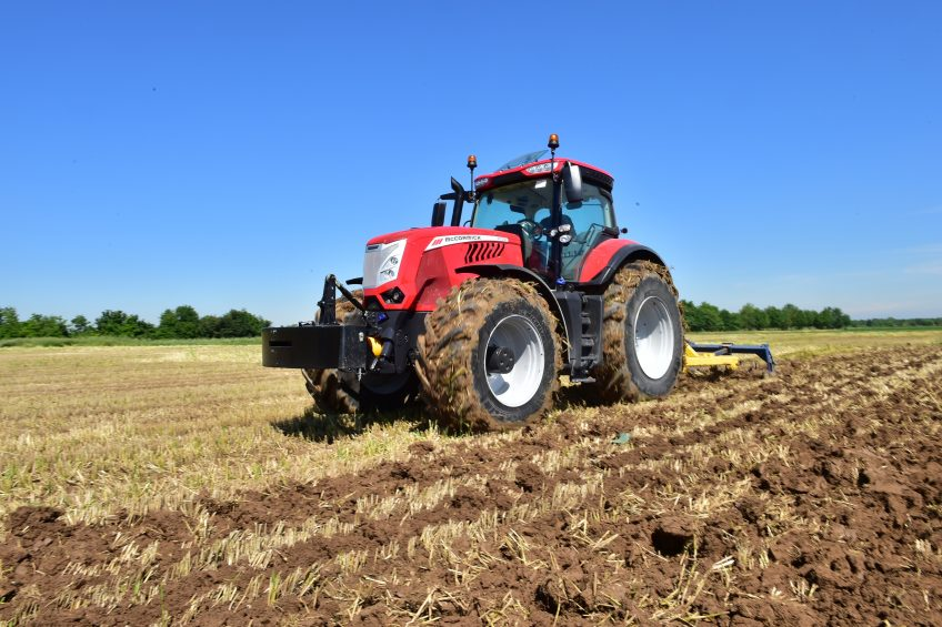 Technology can encourage better tractor drivers