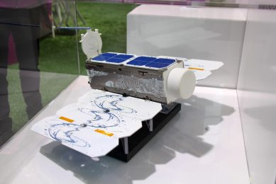 Video: Small satellites offer daily high-resolution satellite images