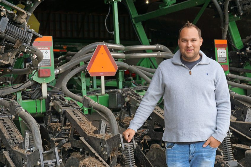 Canadian growers build on variable rate success