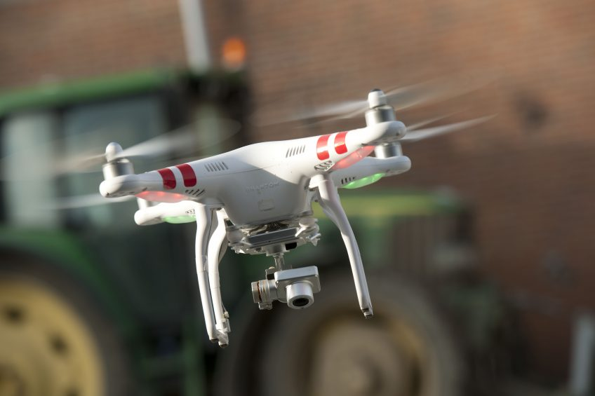 United States warns for threats to precision agriculture