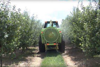 Smart-Apply spray system selected for Davidson Prize