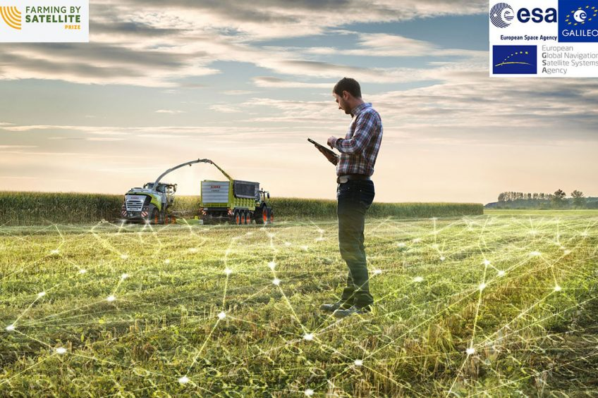 Farming by Satellite launches ideas competition