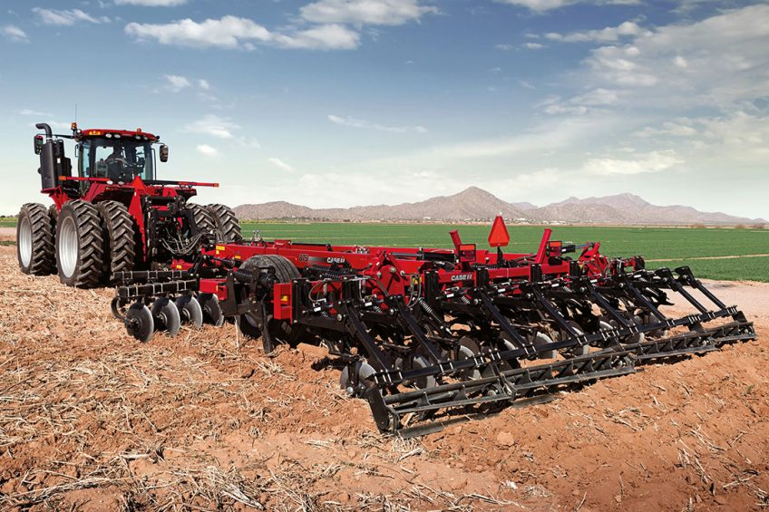 Mapping capability added to Case IH AFS Soil Command