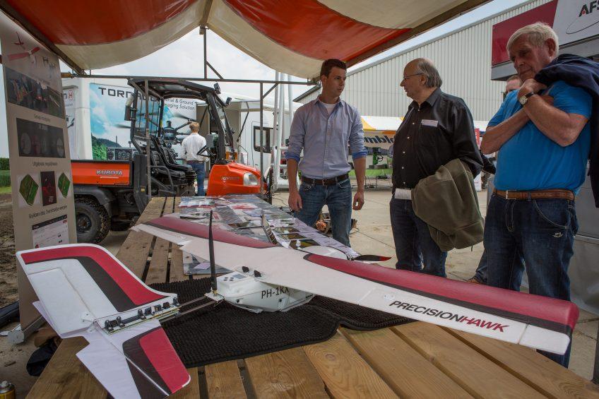 US UAV startup PrecisionHawk secures $75m in new capital
