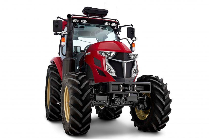 Yanmar launches new autonomous tractors