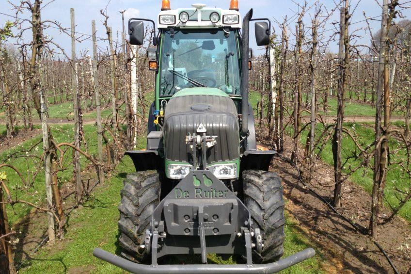 Precision Makers stops sale of robotic tractors
