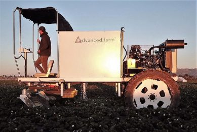 Yamaha invests in strawberry picking robot