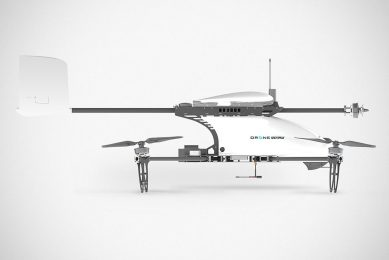 Drone Volt launches new Heliplane drone