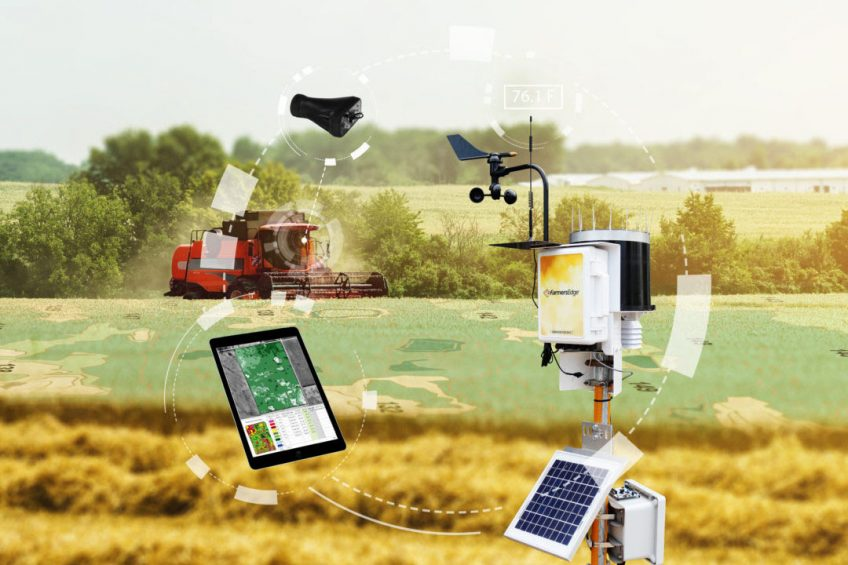 FarmCommand available for Case and New Holland users