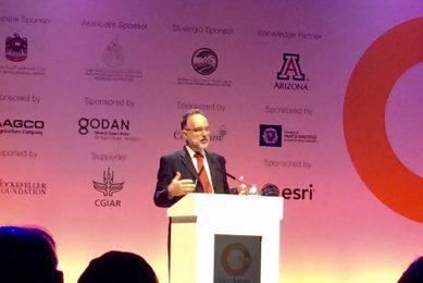 GODAN Executive joins Horizon 2020 EU project