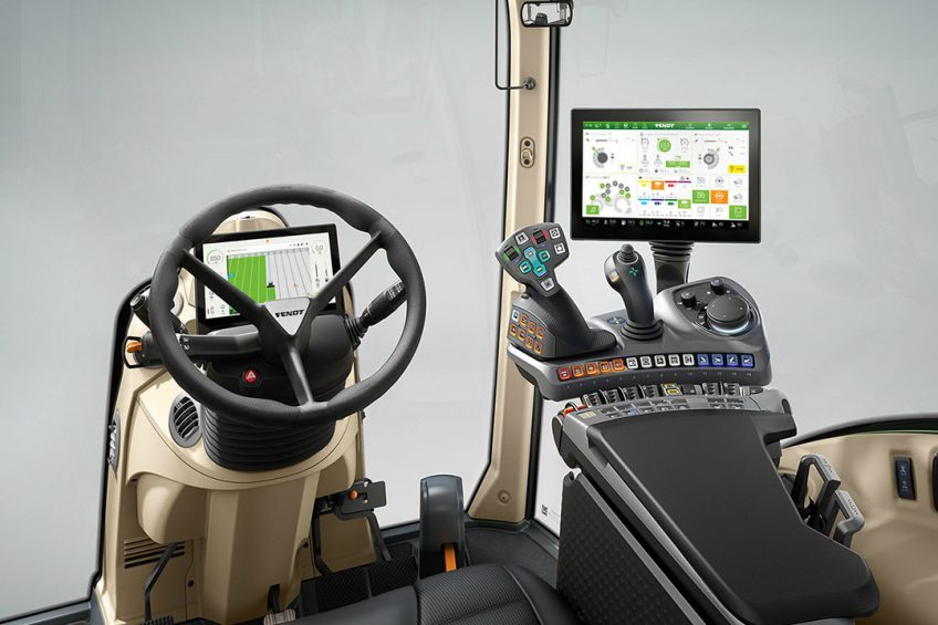 Fendt launches new operating concept for 300-vario