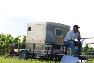 Scout: The fully autonomous UAV by American Robotics
