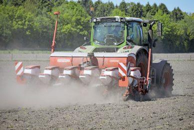 Maschio Gaspardo Chrono speeds up corn planting