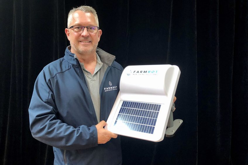Farmbot water management tool saves farmers money