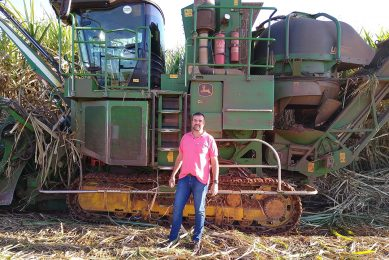 Agtech helps sugarcane grower face COVID-19 crisis