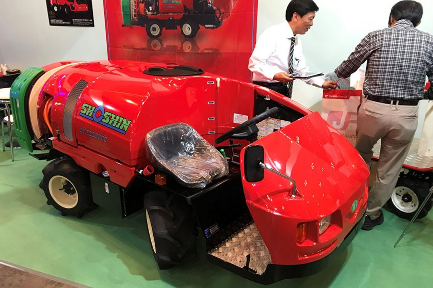 Agtech in the limelight at AgriNext Tokyo