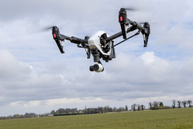 Major French trial reveals €69/ha benefit of drones