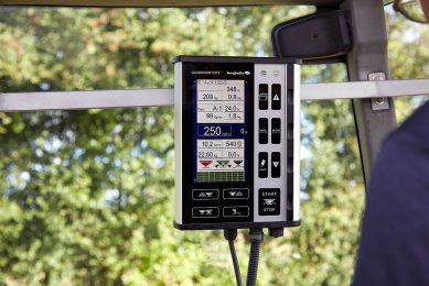 Bogballe launches intelligent monitor for spreaders