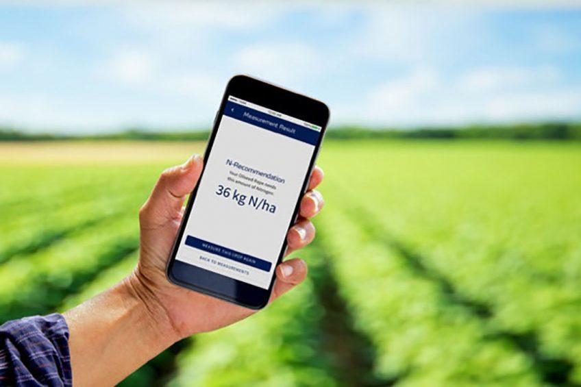 New YaraIrix app measures nitrogen needs in cereals
