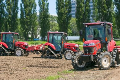 Precision farming to resurge Japanese agriculture