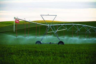 Lindsay gives growers crop water usage insights