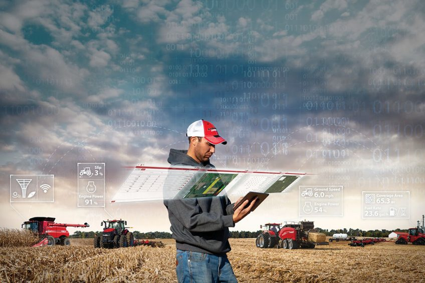 Case IH AFS Connect manages farm, fleet and data