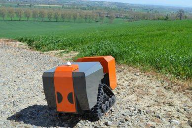 Robots grow 50 hectares of maize autonomously