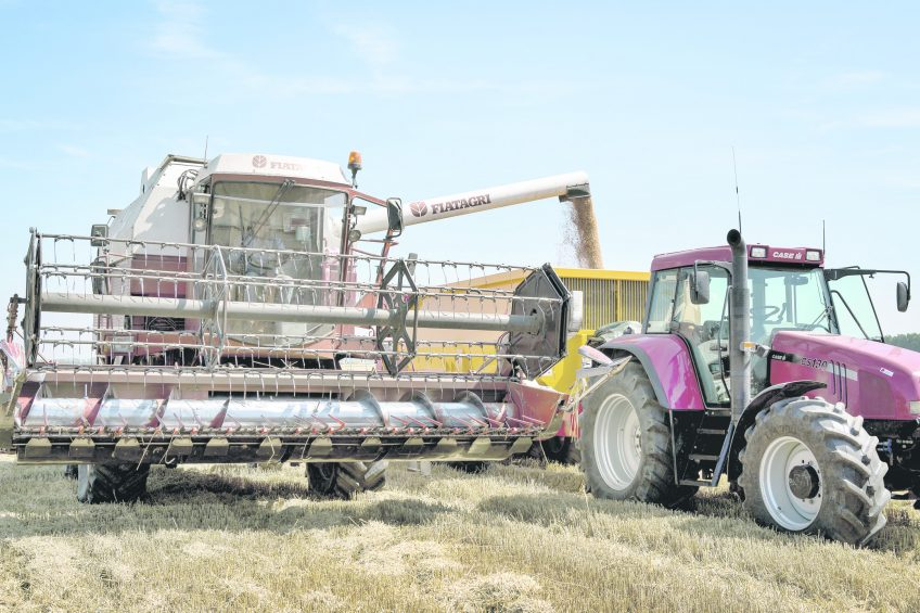 The AutoCart application provides a solution to one of the biggest challenges facing every farmer   critical labour shortages during harvest. Photo: Peter Roek