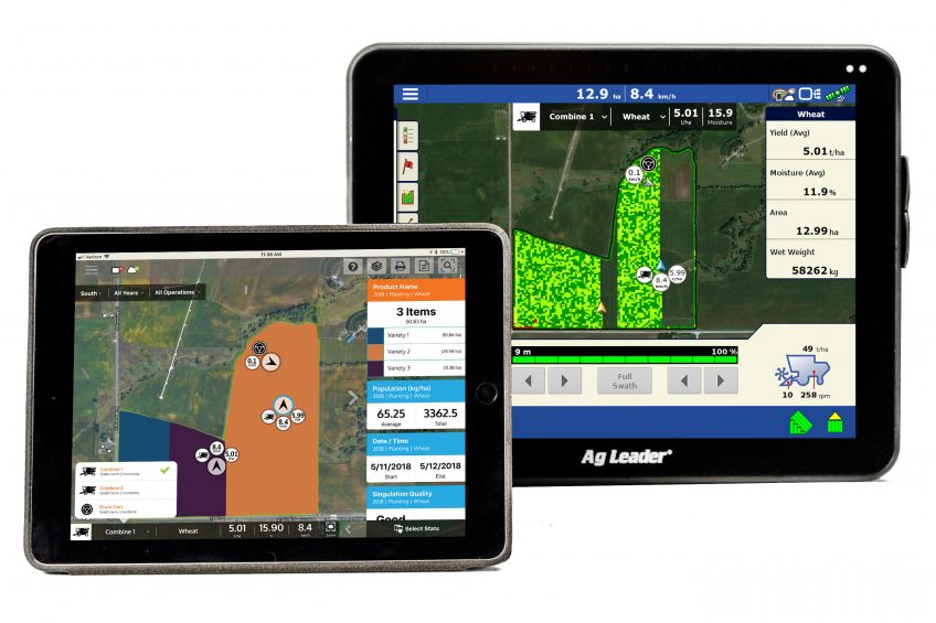 Ag Leader enhances data visibility with Live Stats