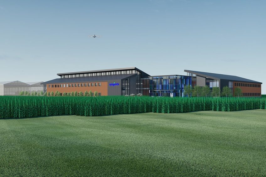 Syngenta Innovation center to bring agtech to US farmers