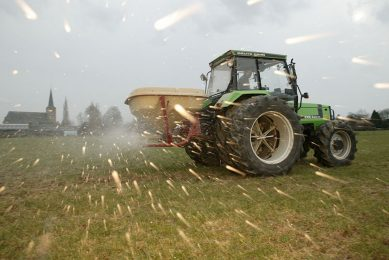 More farmers investing in fertiliser efficiency