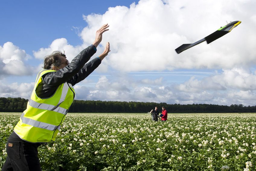 Is technology the way to improve farming?