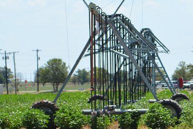 Irrigation app to increase water-use efficiency