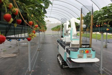 Initiative to accelerate development of picking robots